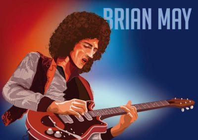 Brian May | Héroes de 6 cuerdas
