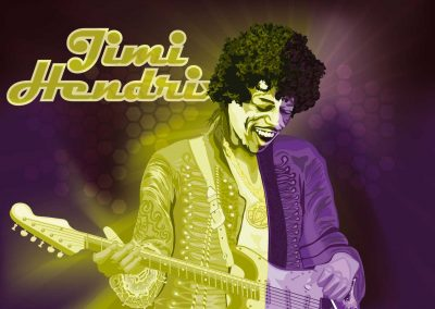 Jimi Hendrix | Héroes de 6 cuerdas