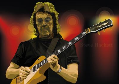 Steve Hackett | Héroes de 6 cuerdas
